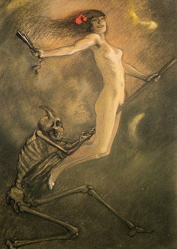 Символизм в картинах Яна де Бовера 8