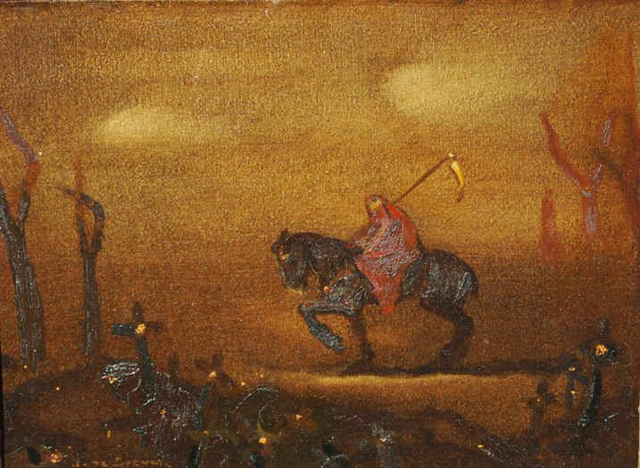 Символизм в картинах Яна де Бовера 5