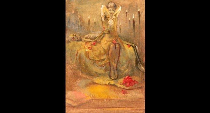 Символизм в картинах Яна де Бовера