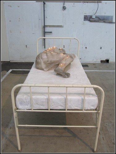скульптура-свеча 1