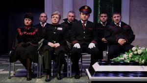 Документальный фильм церемония. Новосибирский крематорий
