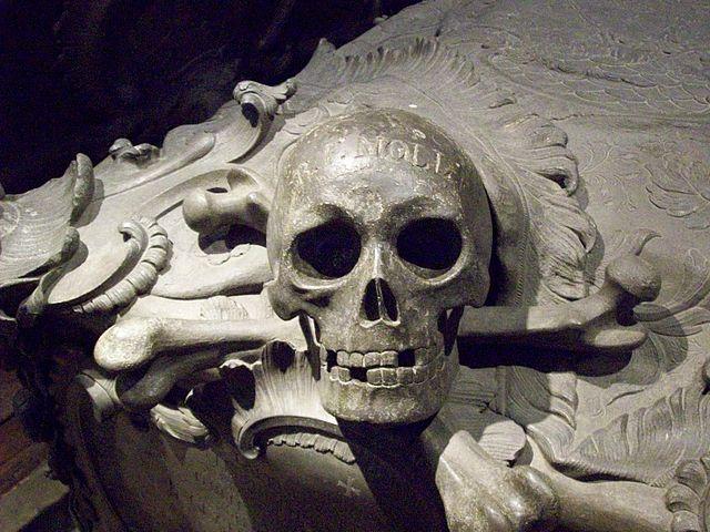 крипта венской Капуцинеркирхе