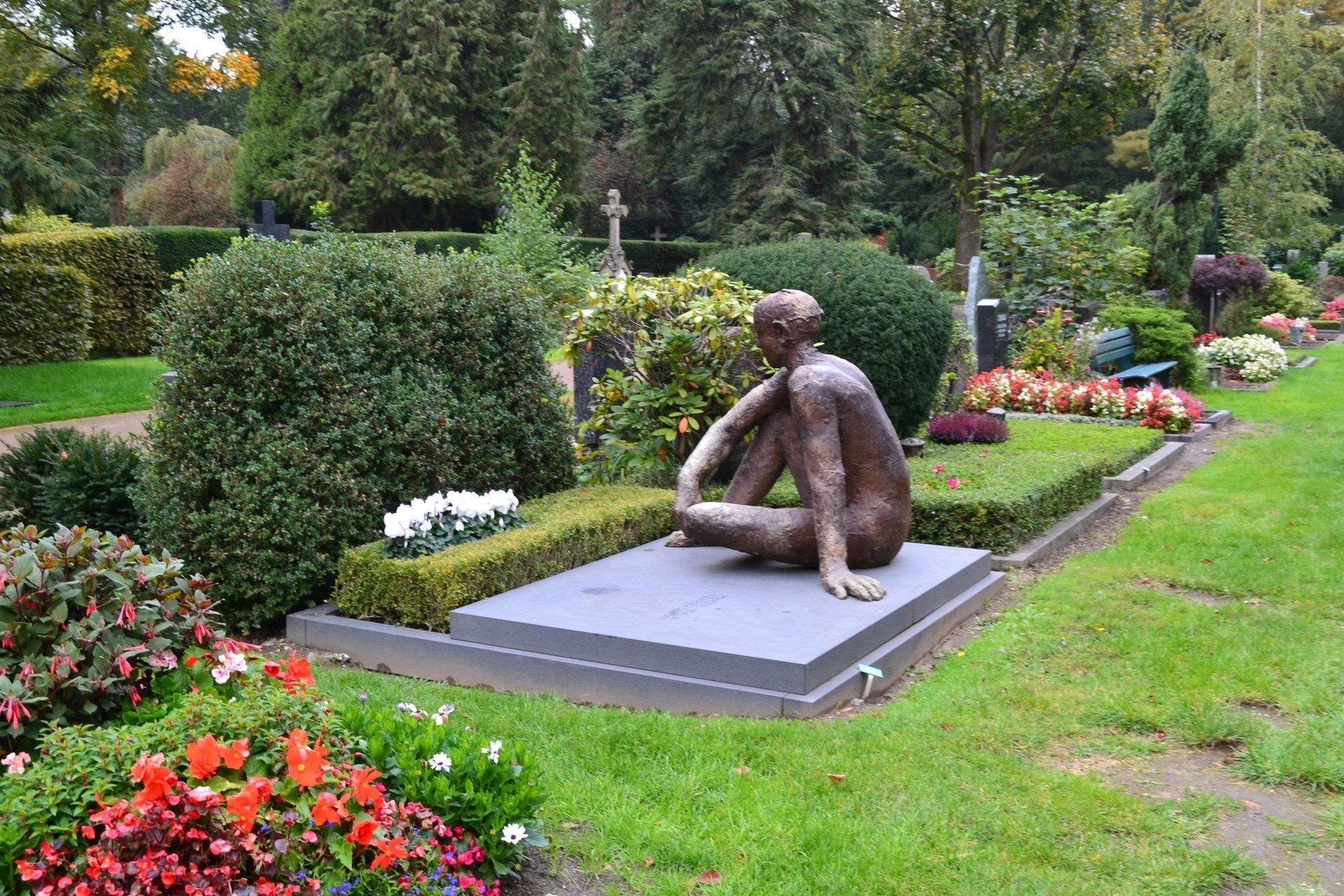 Северное кладбище Дюссельдорфа