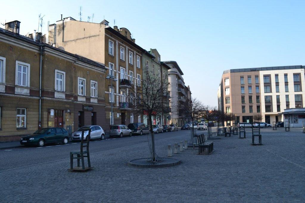 Краковское гетто
