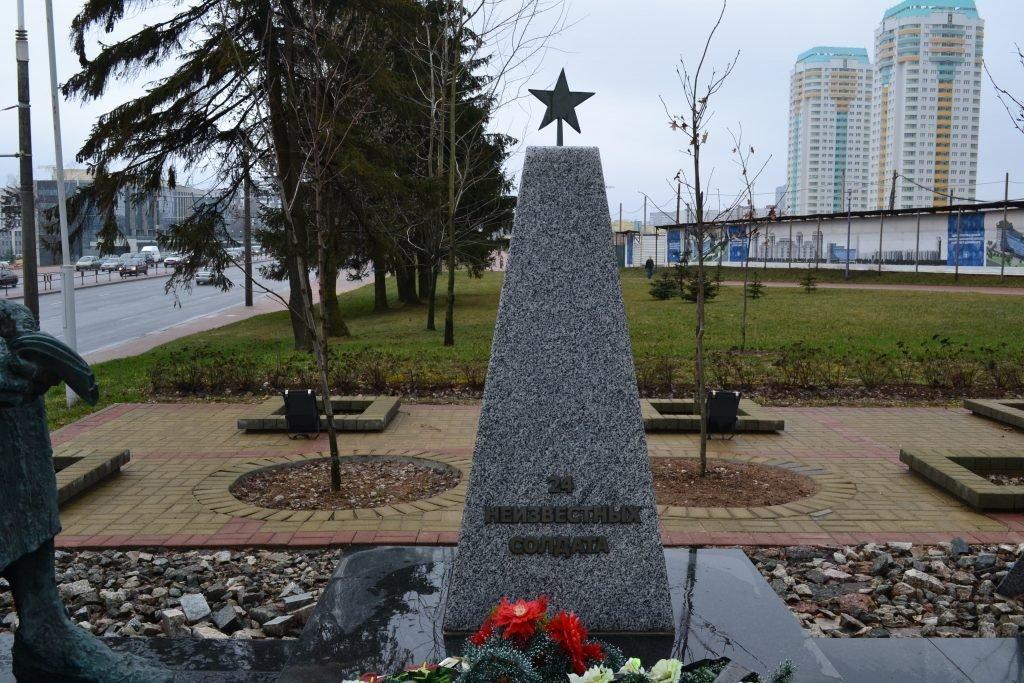 Мемориал память Петровщина