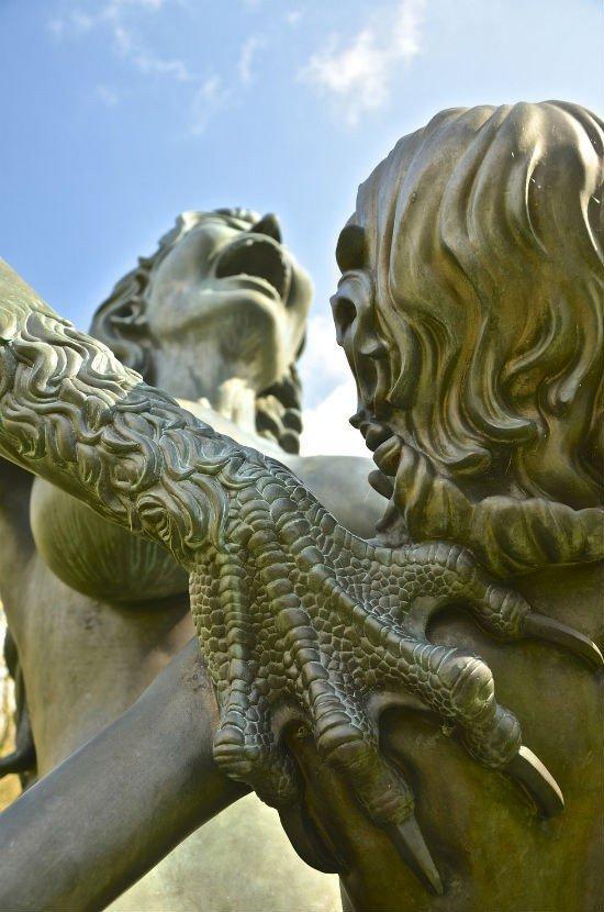 парк индийских скульптур ирландия