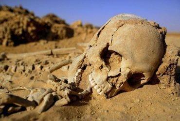 Найдена древнейшая жертва ритуального обезглавливания