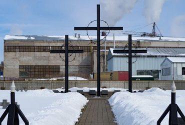 Самое непосещаемое кладбище России