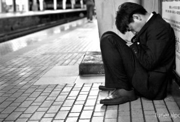 Наложением рук: почему японцы прощаются с жизнью