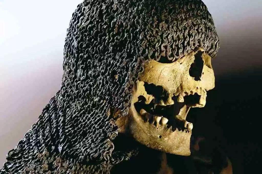 Готланд черепа
