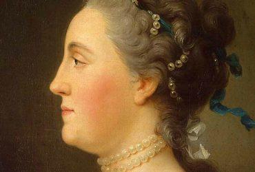 Екатерина II. Смерть