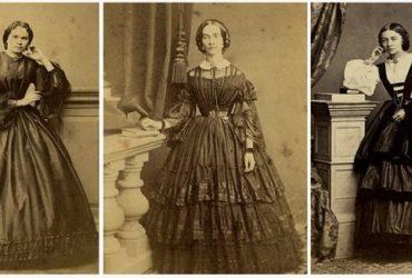 Черный протест-1861