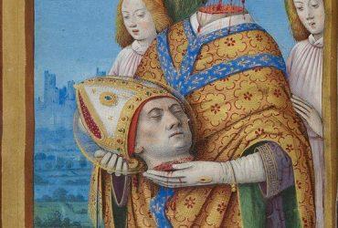 Почему обезглавленные святые держат свои головы в руках?