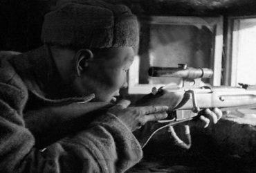Как якутский оленевод стал снайпером