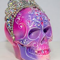 сувенир_череп