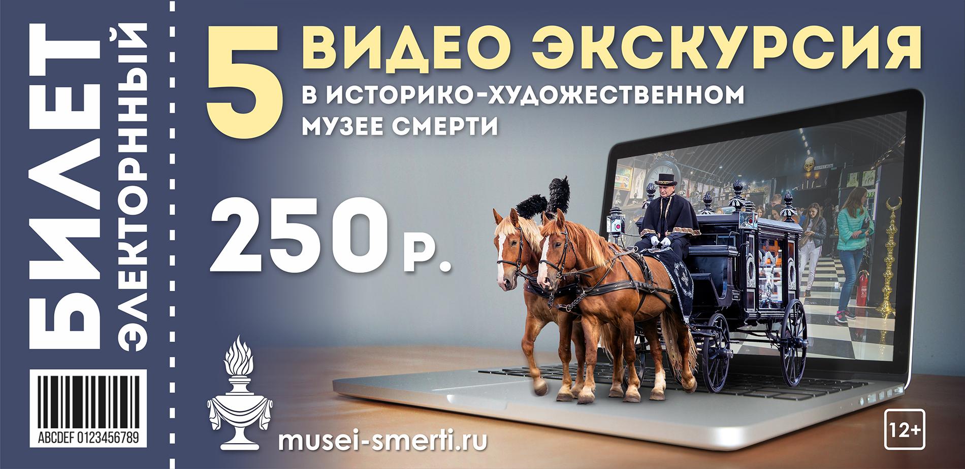 Купить билет Видеоэкскурсия №5