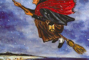 Рождественская ведьма Бефана